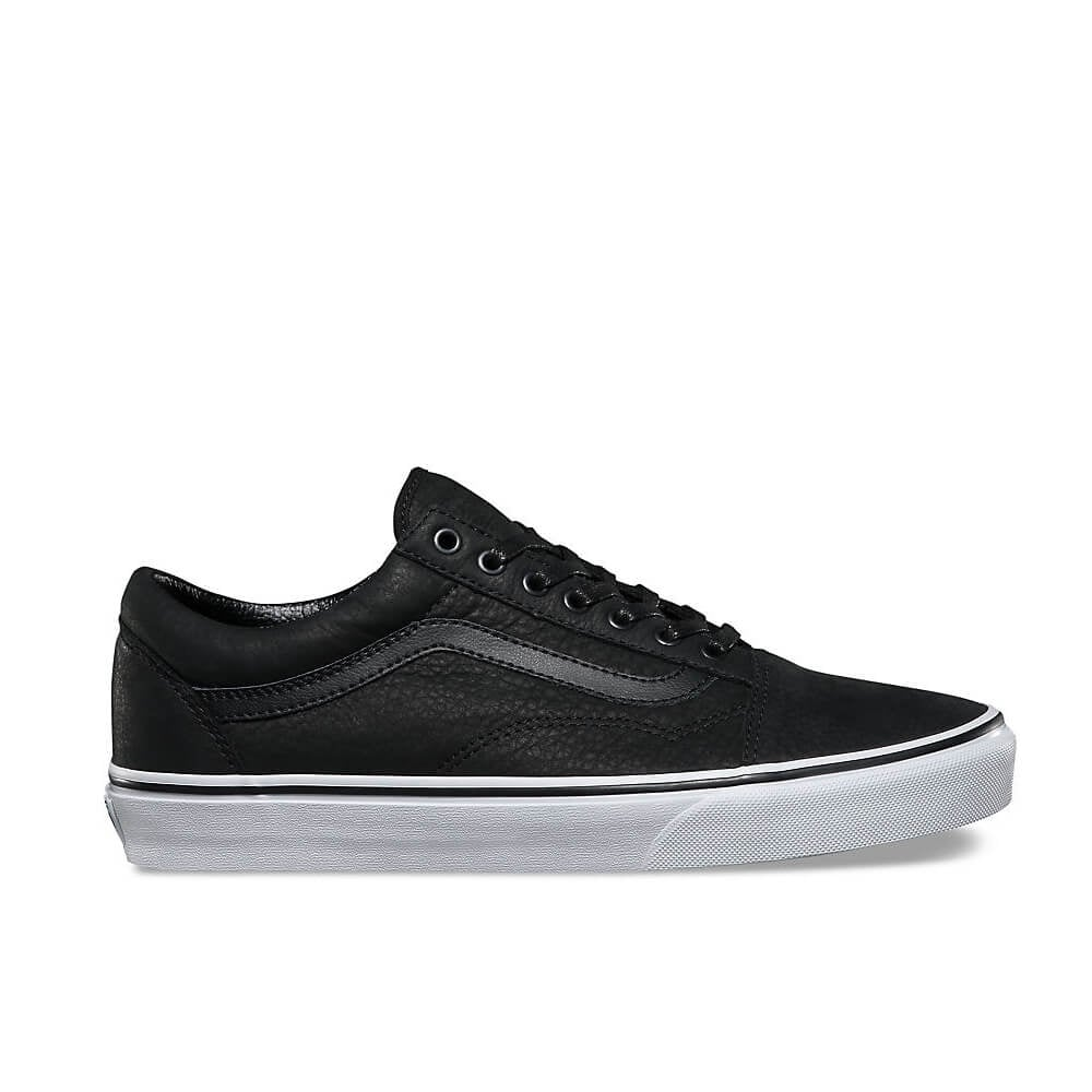 4f1e3b5fcc24c9 Old Skool Premium Leather - Black White