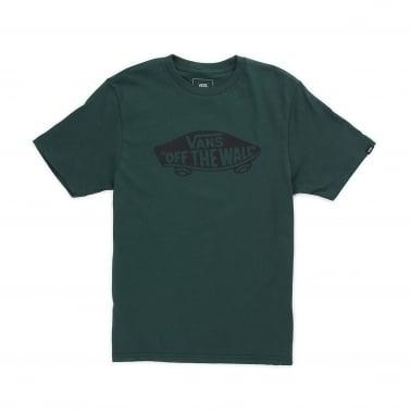 vans t shirt kids Green