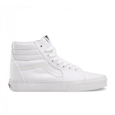 Sk8-Hi - True White