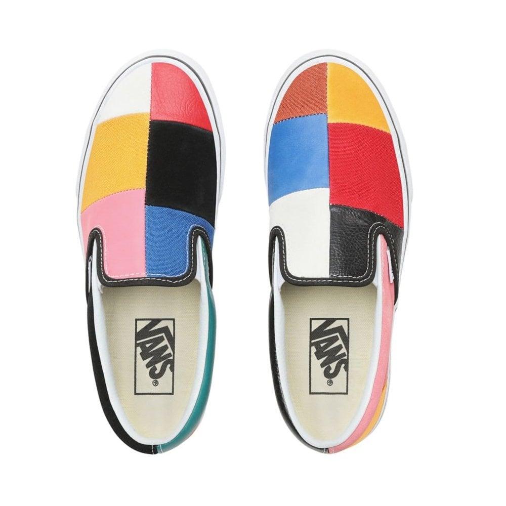 Vans Slip-On Patchwork   Footwear