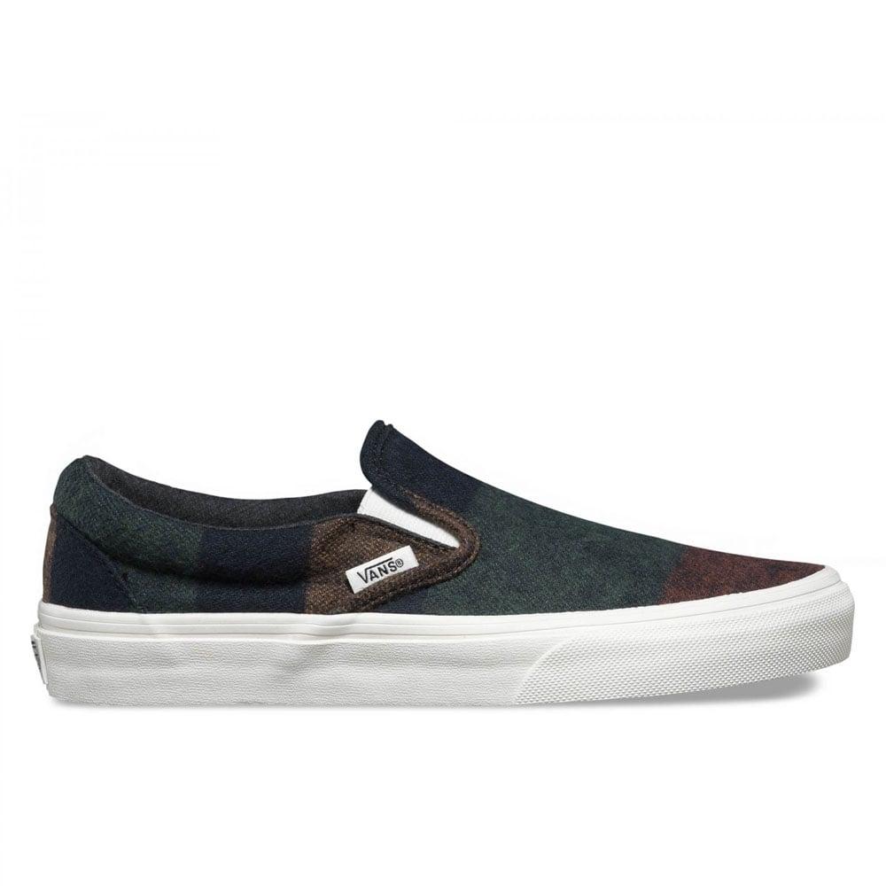 vans Slip On Wool | Footwear | Natterjacks