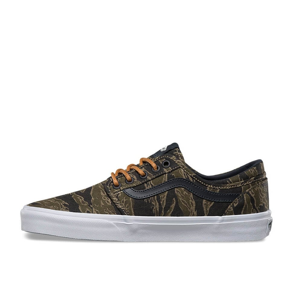 Vans Cordova SAMPLE vintage camo dark navy
