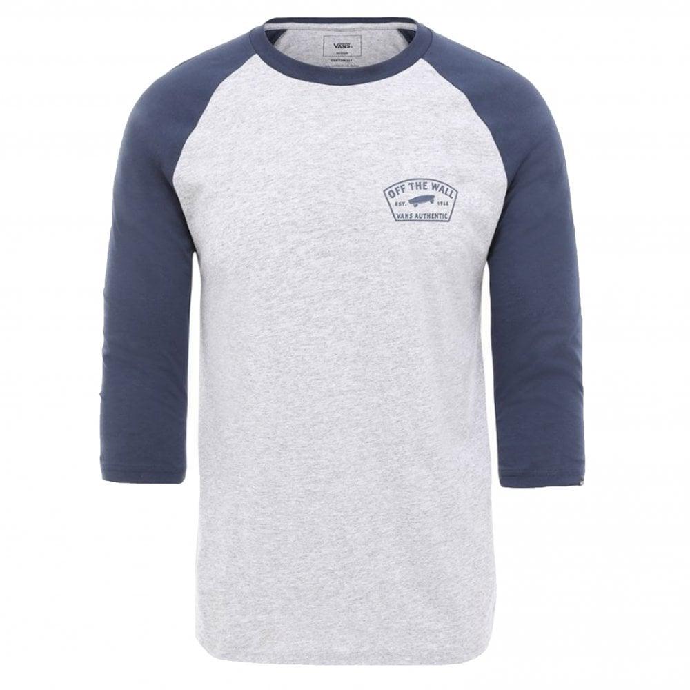 700dc829cf Vans Workwear Raglan T-Shirt - Athletic Heather