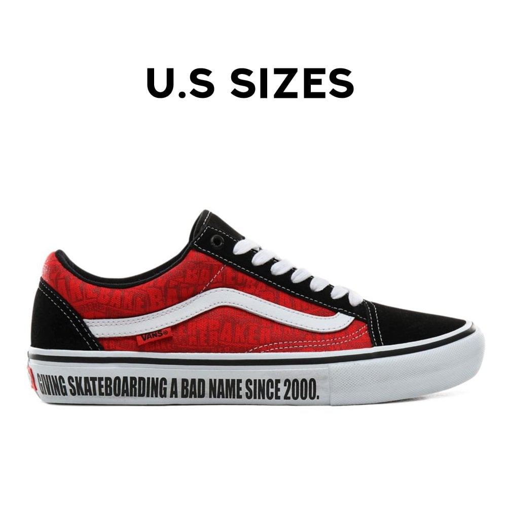 Vans x Baker Skate Shoes | Tactics