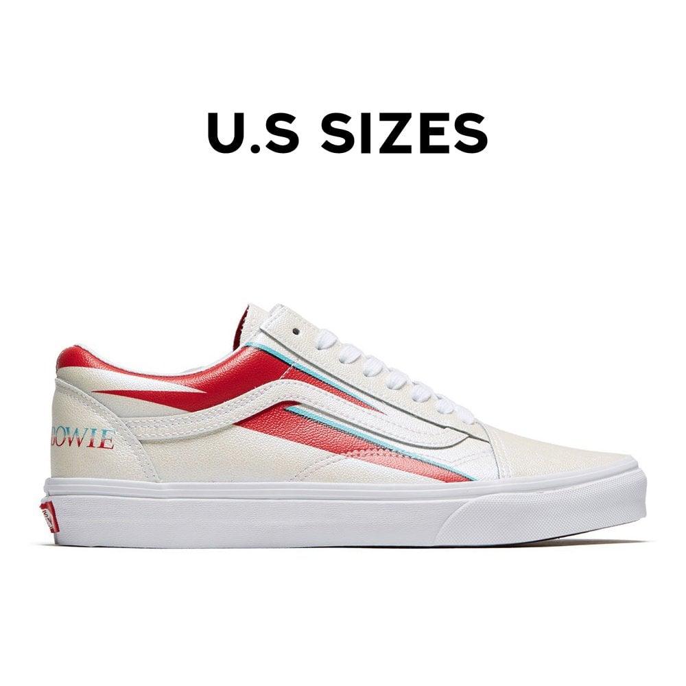 Vans x David Bowie Old Skool | Footwear