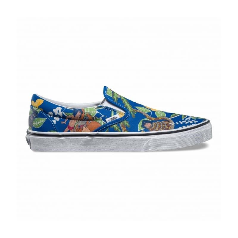 ceny odprawy urok kosztów style mody Vans x Disney Slip-On - Jungle Book/Alice in Wonderland