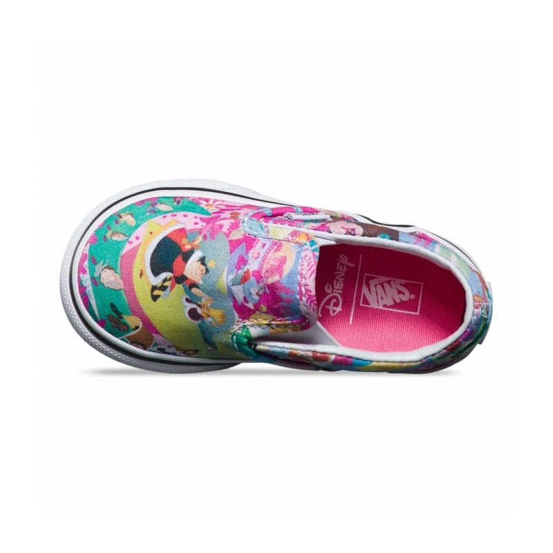 a7937943ba Toddlers Slip-On - Alice in Wonderland