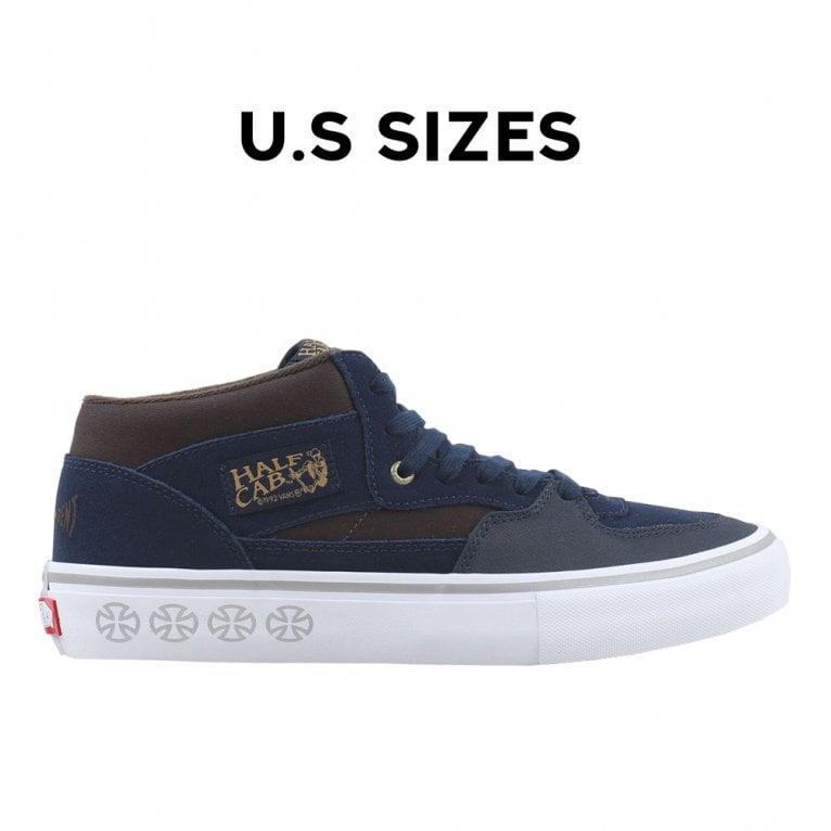 Vans Half Cab Pro   Footwear   Natterjacks