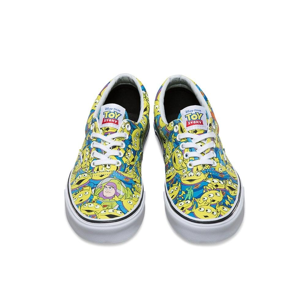 Vans X Toy Story Era Footwear Aliens
