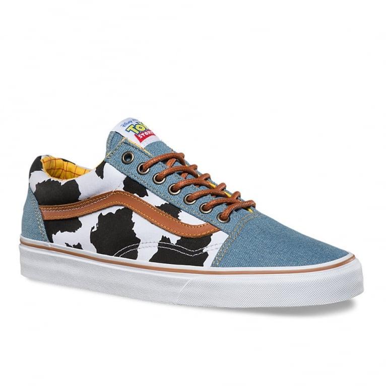 Denim Woody Shoe Uk