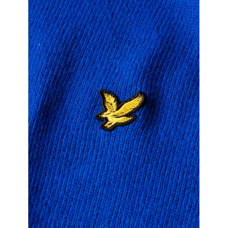 Lyle & Scott Vn Pullover True Blue
