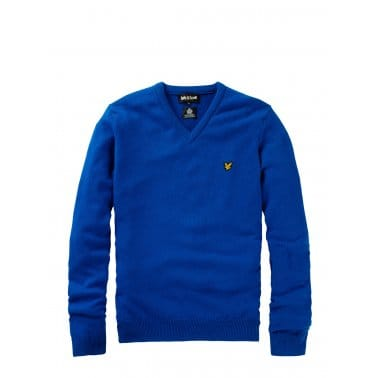 Vn Pullover True Blue