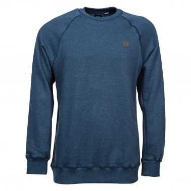 Single Stone Crewneck Sweatshirt - Smokey Blue