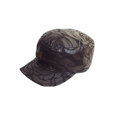 War Brain Cap Black