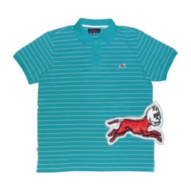 Watch Dog Polo Aqua