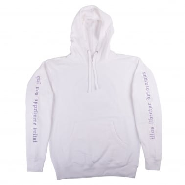 Mantra Midweight Hoodie - White