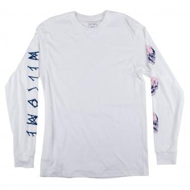 Sapien Long Sleeve T-Shirt - White