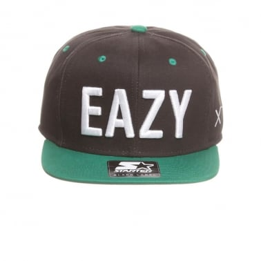 Eazy Snap Black/Green