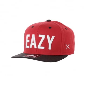 Eazy Snap Red/Black