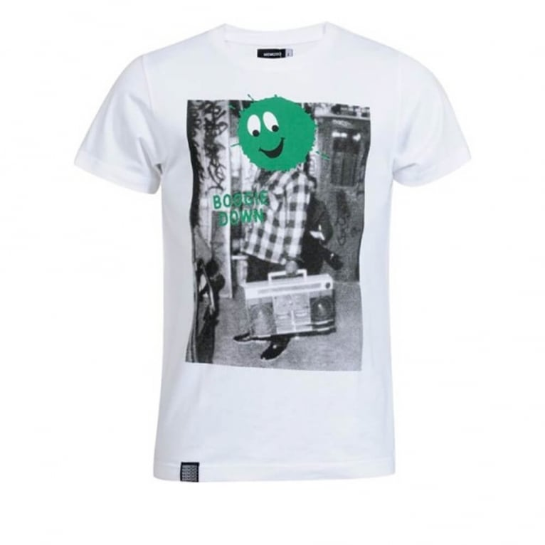Wemoto Clothing Splat Tee White