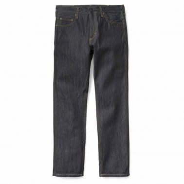 Western Edge II Blue Rigid Jeans