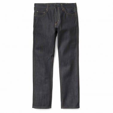 Western Edge II Blue Rigid Jeans