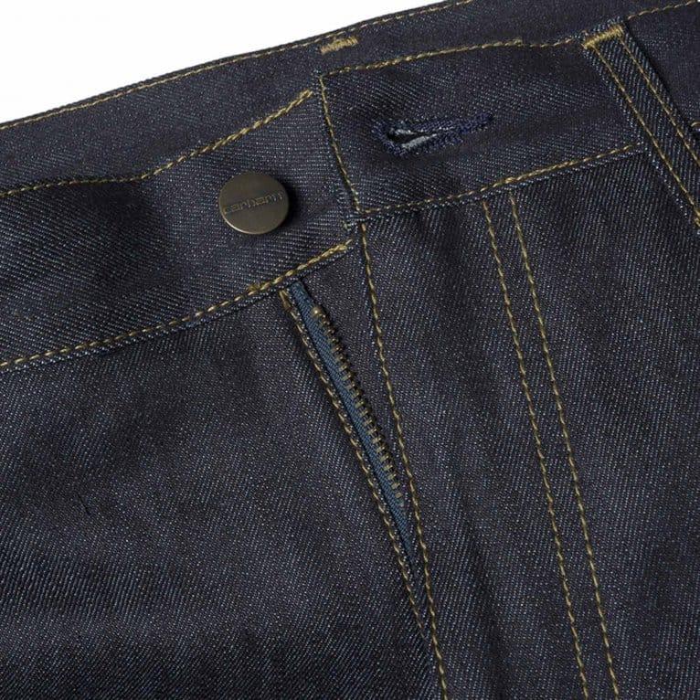 Carhartt WIP Western Edge II Blue Rigid Jeans
