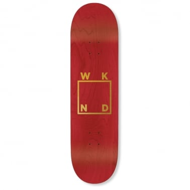 Gold Logo Deck