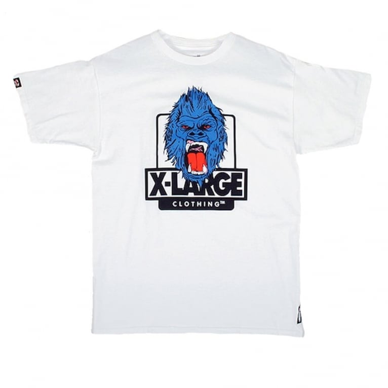 X-Large Roaring OG T-shirt - White